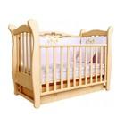 Кроватка Верес Соня ЛД15 бук (ЛД15 бук (маят.+шух.))