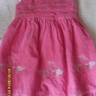 Платье вельветовое нарядное