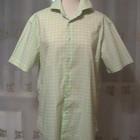 Рубашка мужская Zara,р.38-40,хлопок,Бразилия