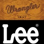 Джинсы Wrangler, Lee, Levis (Америка)
