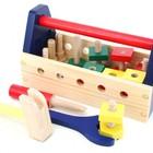 Набор инструментов - деревянная игрушка