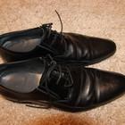 мужские туфли Braska кожа 40-41