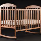 Кроватка Наталка  светлая и темная