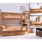 Кровать Карина + ортопедические матрасы +ящики