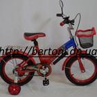Велосипед двухколёсный gallop -14