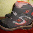 Классные демисезонные ботинки Dei-tex состояние отличное