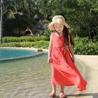 Макси летние платья для девочек-хит сезона!Цена стала ниже!