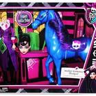 набор директриса Монстер хай Monster High Бладгуд Bloodgood и  питомец лошадь Кошмар