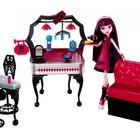 Кукла Монстр хай Monster High Дракулаура и закусочная