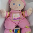 Первая плюшевая кукла, Fisher Price - идеально для сна.