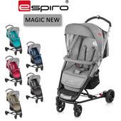 Прогулочная коляска Espiro Magic New с чехлом на ноги