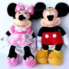 Плюшевые Микки Маус и Минни Маус, оригинальный Дисней. Disney. Разные размеры.