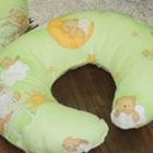 Ортопедическая подушка для беременных и кормления ребенка младенца новая