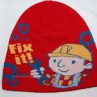 Яркая шапка для мальчика р. 40-45