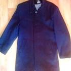 Зимнее мужское кашемировое пальто размер С-М