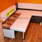 Кухонный уголок №555 со спальным местом