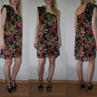 Шифоновое платье AX paris размер С(10)
