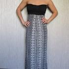 фирменное  платье в пол New Look. разм.12 (М)