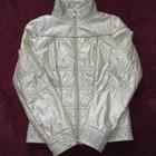 Деми куртка с вышивкой, на легком синтепоне.Р-р:42-44