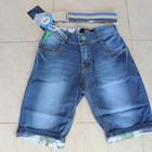 Супер модные джинсовые шортики на мальчика! р.98-128