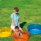 Детский надувной бассейн Bestway 64х25см: для малышей от 3 месяцев