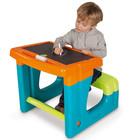 Детская парта с доской для рисования Smoby 028061