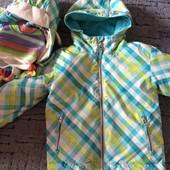 Курточка на 4-5лет Обермеер.США.