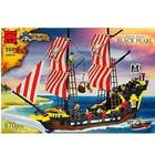 Конструктор Brick 308 Пиратский корабль Черная Жемчужина