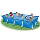 Каркасный бассейн Intex 28273 Small Frame Pool (450х220х84)