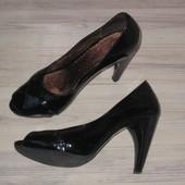 Туфли женские с открытым пальчиком Epiffani, 37 р. , 24 см
