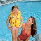 Детский надувной трехкамерный жилет Интекс: от 3 до 6 лет (Intex 58660)