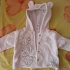 пальто для малышки(0-3м)