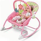 Кресло-качалка для детей Принцесса - от 0 месяцев до 18кг