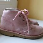 Замшевые ботиночки Primigi 16cм по стельке