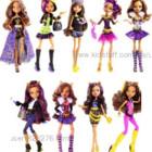 В наличии 100 кукол Monster High монстер хай болитл лагуна венус эбби клаудин дракулаура френки клео