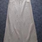 Льняная длинная юбка  Pep Lasera р. 40