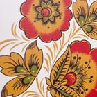 ХИТ продаж! Детская кроватка Верес Соня ЛД14 белая с цветочком