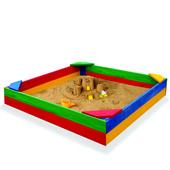 Детская песочница,песочница с крышкой,Pes-1