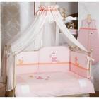 Детский постельный комплект Feretti Lapin Pink, розовый