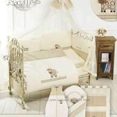 Замечательные постельки Feretti, сменки и пледы, подушки