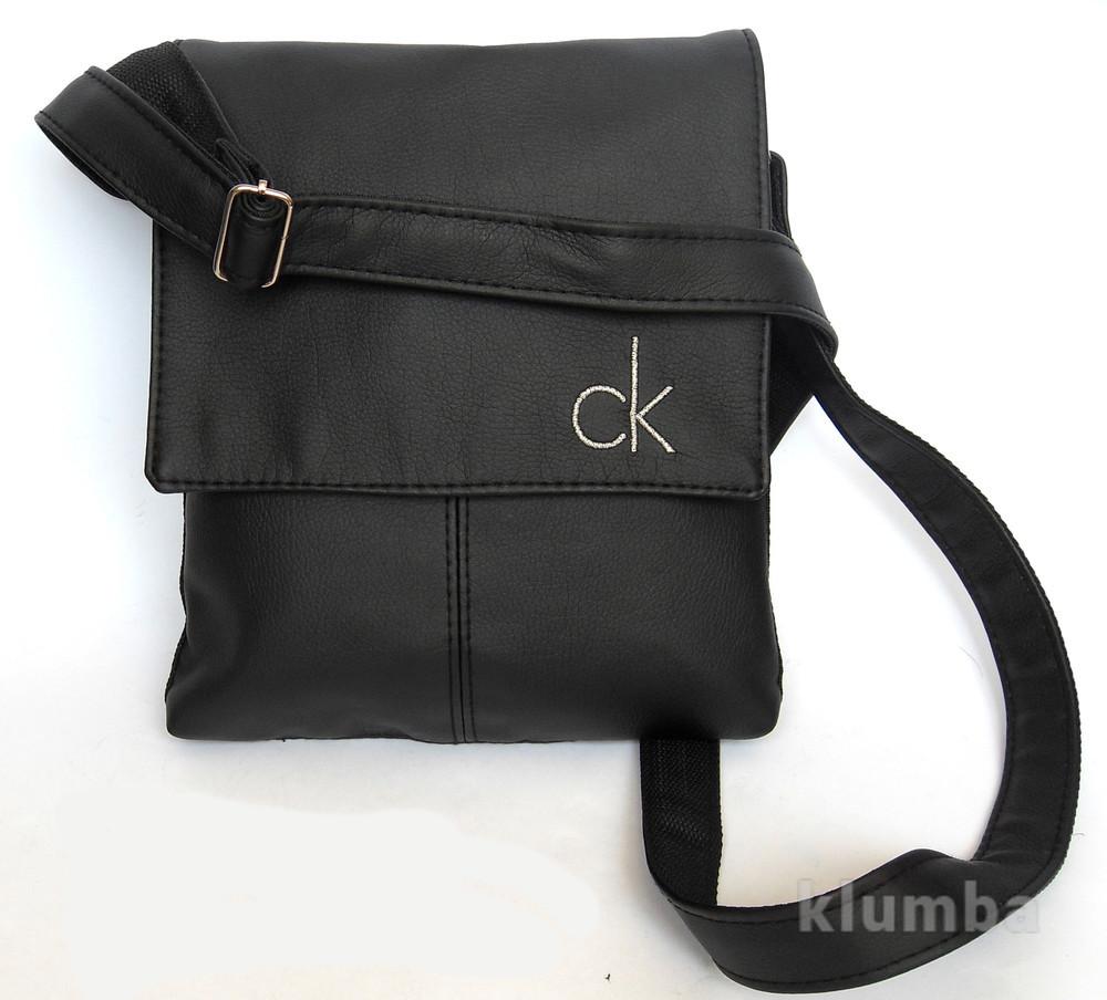 Мужская сумка СК Calvin Klein через плечо фото №1