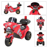 Детский электромобиль мотоцикл Bamb ZP 9983