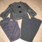 Пиджак-болеро и пара брюк 42-44 р.