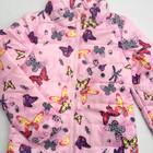 Классные  стеганные курточки НМ для девочек в наличии от 1,5-8 лет