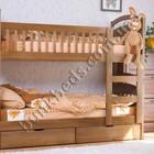 ПРОДАМ двухъярусную кровать Карина +ПОДАРОК