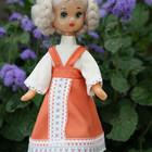А 525) Кукла СССР