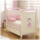 Детская кроватка Micuna Petit Princesse с подкроватным ящиком