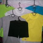 футболки х/б от 18грн,трикотажные детские,взрослые,шорты от 15грн,чешки от 25грн,банданы.