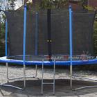 Батут 10 ft (305см) з зовнішньою захисною сіткою