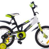Азимут Стич 12 14 16 18 20 дюймов Azimut Stitch детский двухколесный велосипед